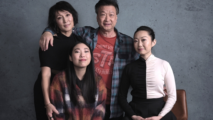 'The Farewell's Awkwafina Says Sundance Dramedy