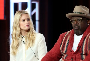 Beth Behrs Cedric The Entertainer