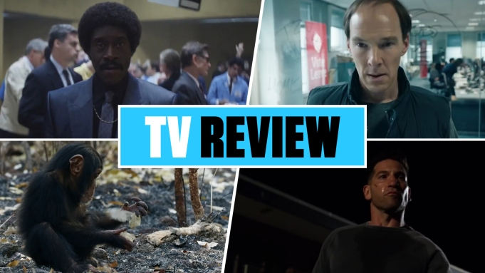 [WATCH] 'The Punisher,' 'Dynasties, 'Brexit' &