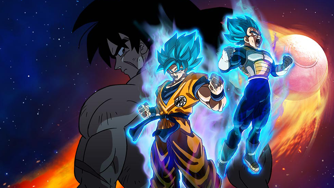 Dragon Ball Super Broly On Fire With 5m Opening Day Deadline