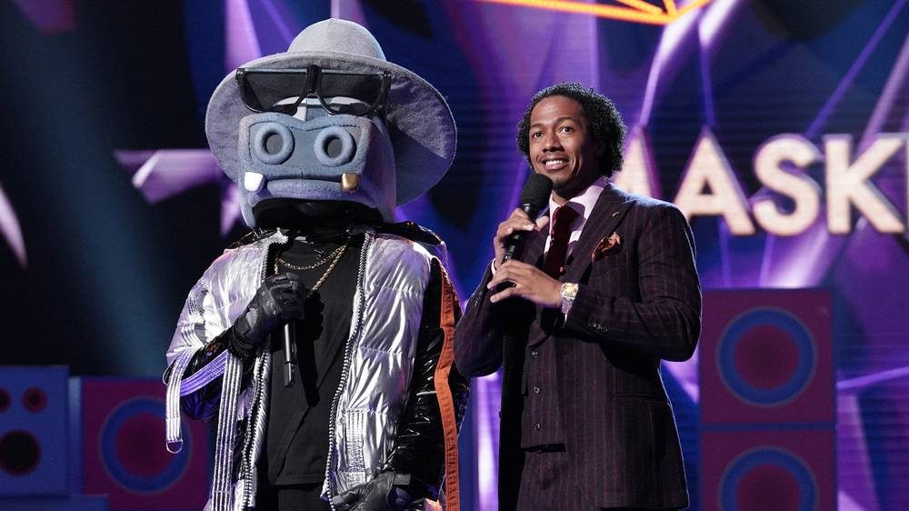 The Masked Singer Hippo Reveal Best Unscripted Series Launch In Years Deadline