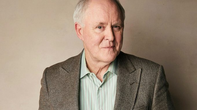 """John Lithgow Unveils Roger Ailes """"Gold"""""""