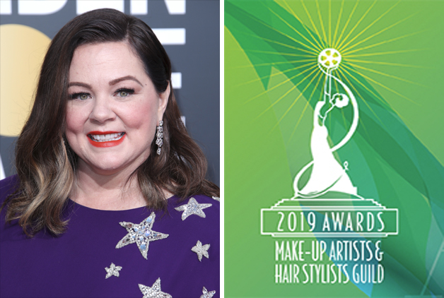 Melissa Mccarthy Set For Career Honor From Make Up Artists Hair Stylists Guild Deadline