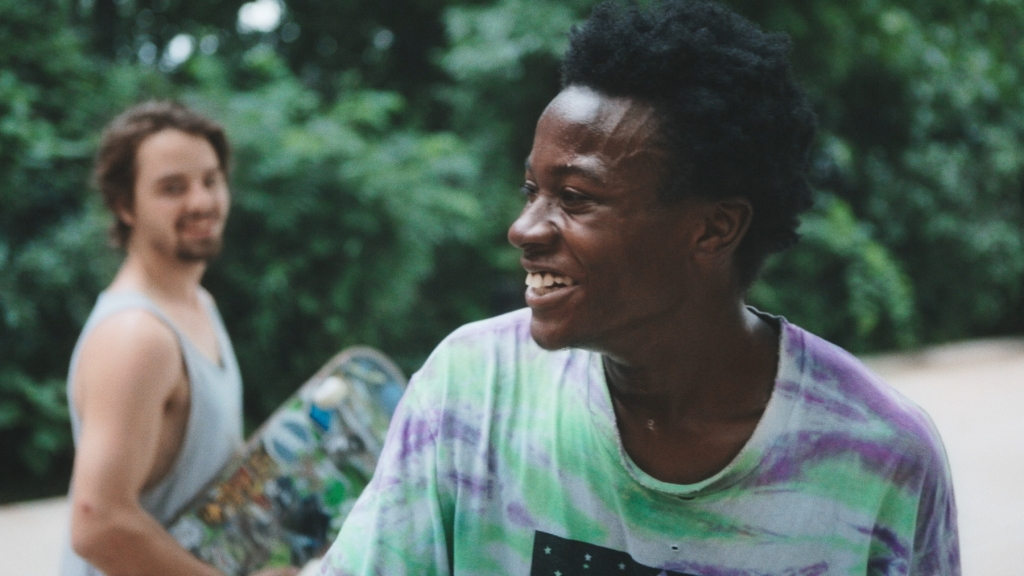 Zack Mulligan, Keire Johnson Minding The Gap