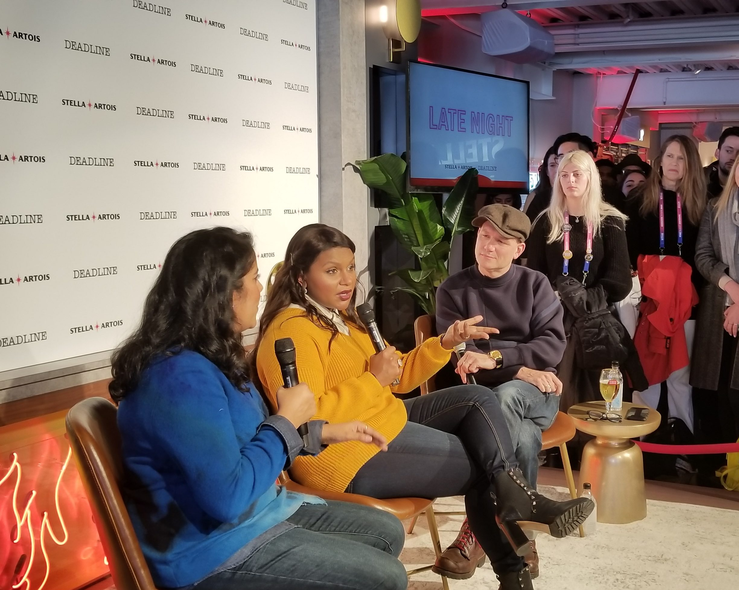 Mindy Kaling Nisha Ganatra On Amazing 13m Amazon Deal For Their Female Driven Comedy Late Night Sundance Deadline