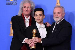 Bohemian Rhapsody Golden Globes