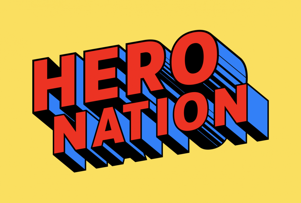 Hero Nation Logo