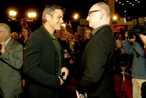 George Clooney Steven Soderbergh