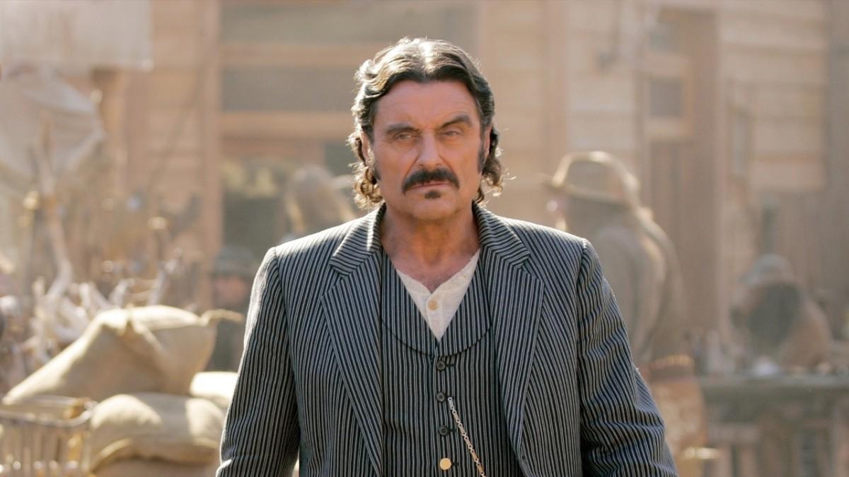 Deadwood Movie Ian Mcshane Reveals Details Deadline