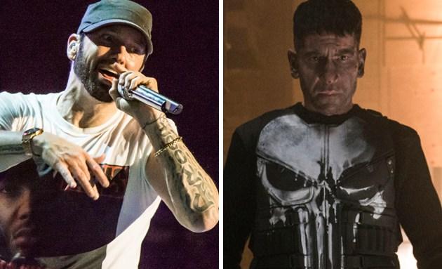 Eminem Slams Netflix Over Punisher Cancellation Deadline