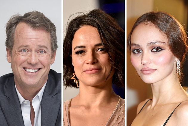 Dreamland': Greg Kinnear, Michelle Rodriguez, Lily-Rose Depp Join Film – Deadline