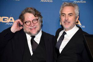 Guillermo del Toro Alfonso Cuaron