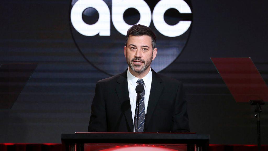 Jimmy Kimmel TCA
