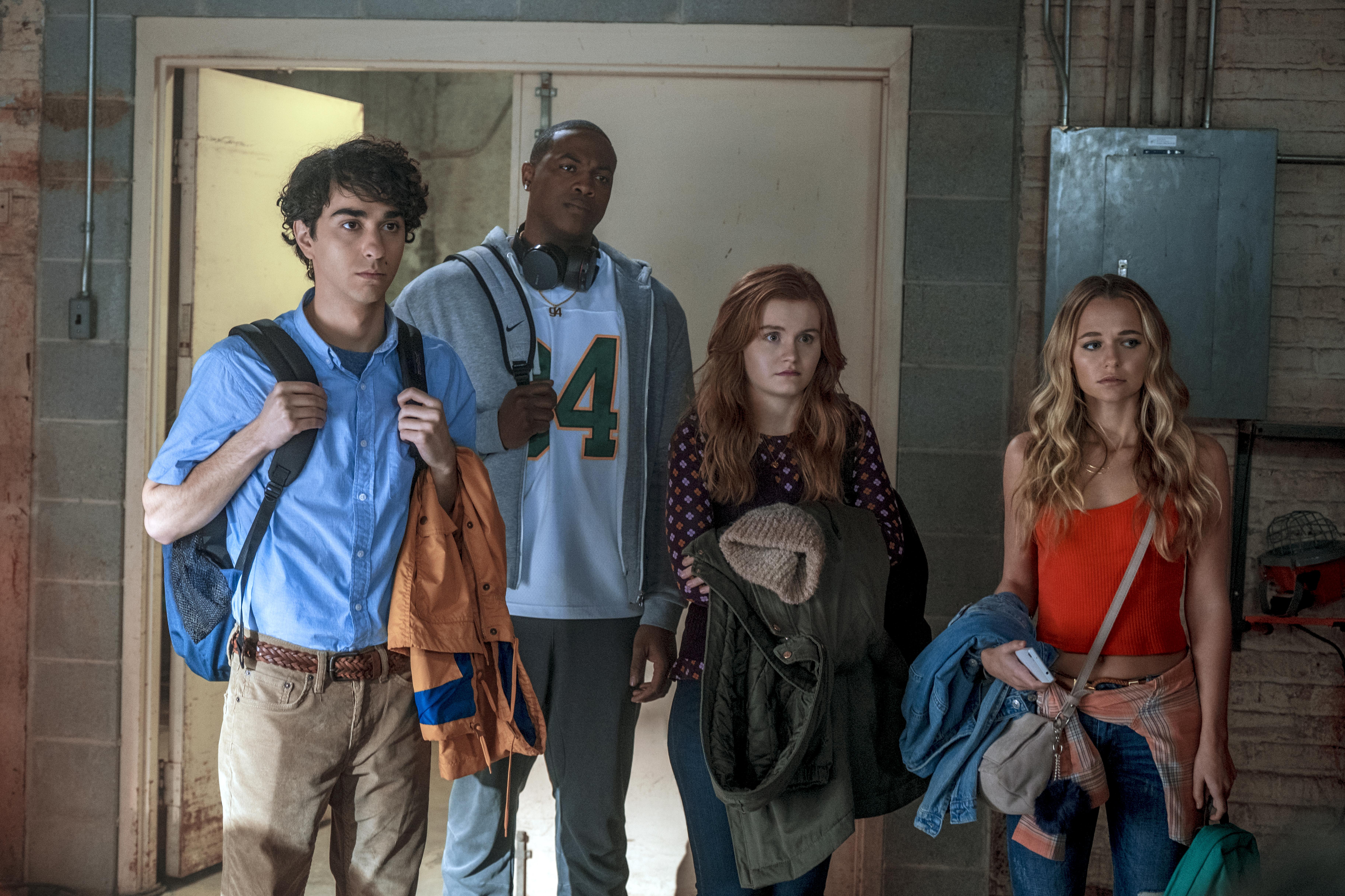 Jumanji Teen Gang Return For Sequel Deadline