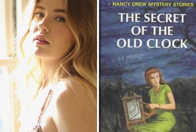 Kennedy McMann Nancy Drew