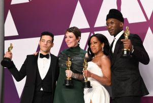 Oscar 2019 Actor Winners