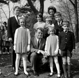 Robert Kennedy Family