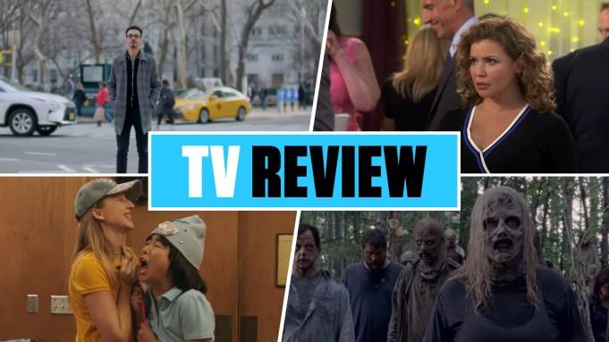 [WATCH] REVIEW: 'Walking Dead' Return, 'Hustle,'