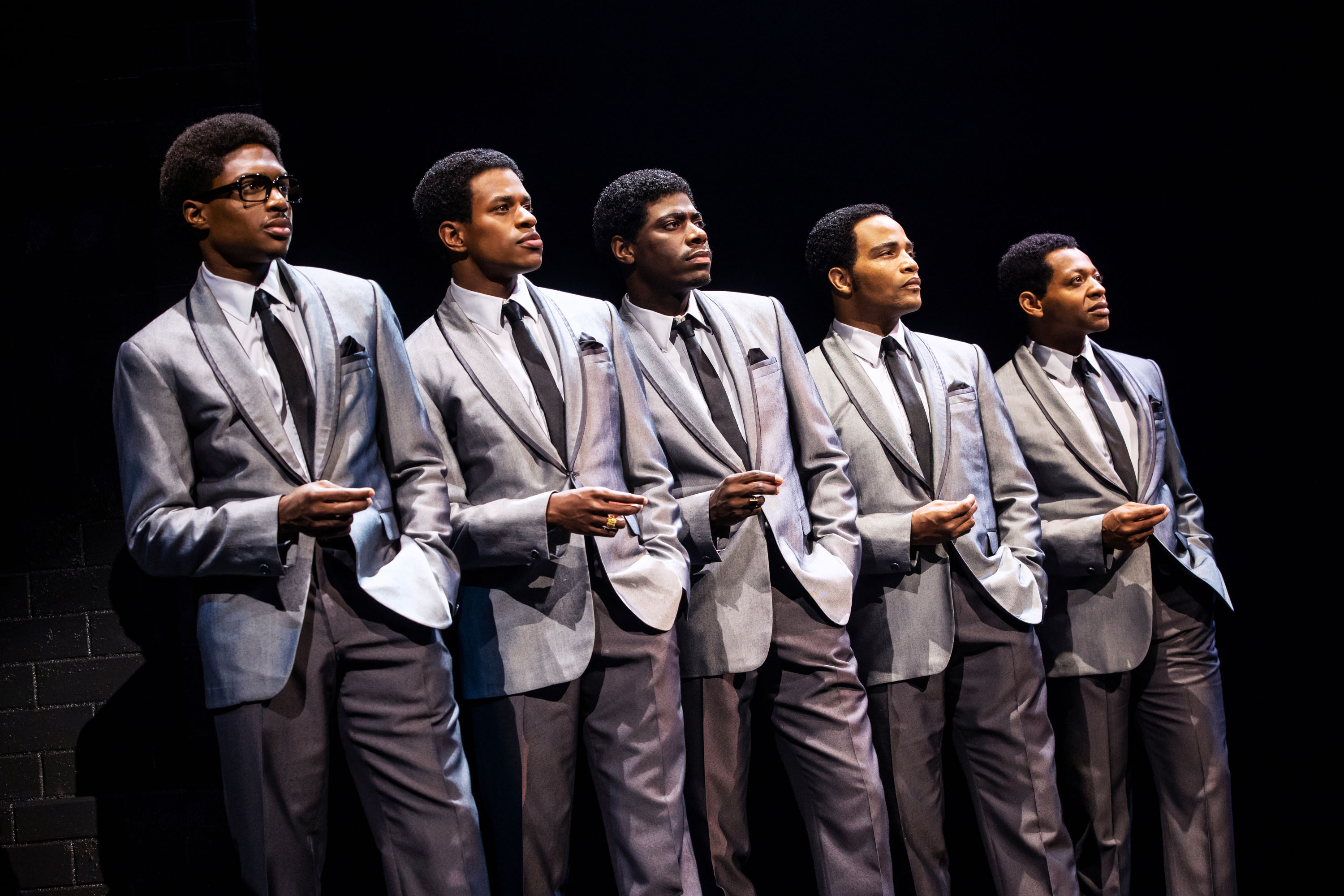 Temptations Musical 'Ain't Too Proud' Resumes Broadway Performances In October