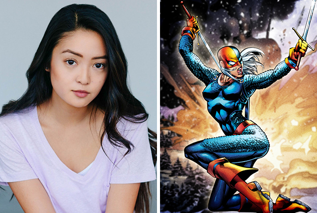 Titans Disney Channel Actress Will Portray Ravager Deadline 1 credits 1.1 titans 1.1.1 actress 1.1.1.1 season 2 rose rose ravager made an appearance in arrow season 2, where she was played by summer glau.ravager's brother, jericho, is also set to appear on titans. titans disney channel actress will