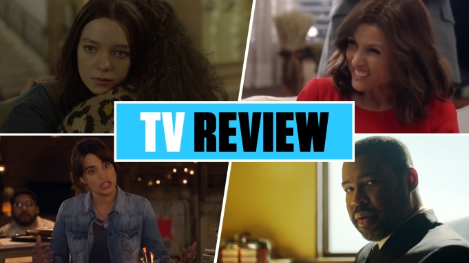 [WATCH] REVIEW: 'The Twilight Zone' 'Veep'