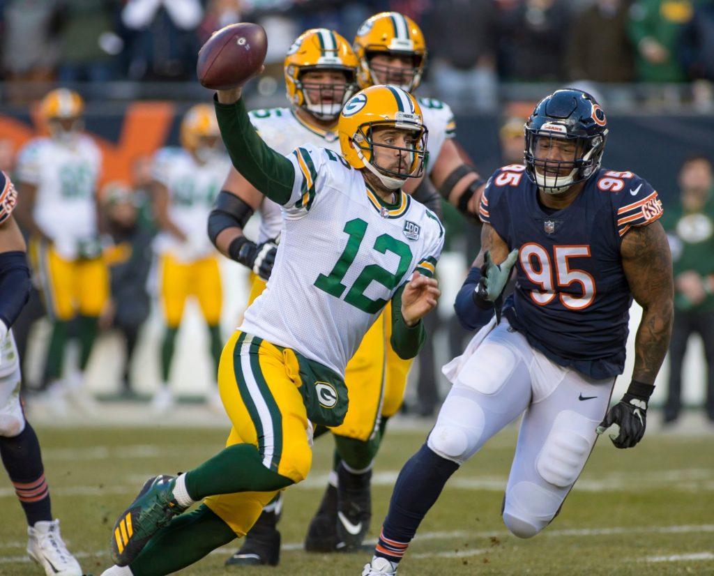 Packers Bears NFL