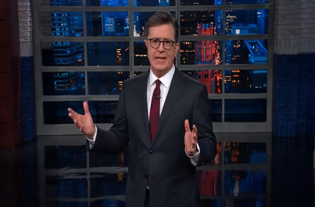 'The Late Show With Stephen Colbert' Returning Next Month To Ed Sullivan Theater With Full, Vaccinated Crowds