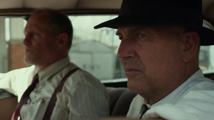 Watch The Highwaymen Review Costner And Harrelson Chase Bonnie And Clyde Deadline