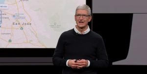 Apple CEO Tim Cook Tells Fox News: No Intersection Between Free Speech And Provoking Violence