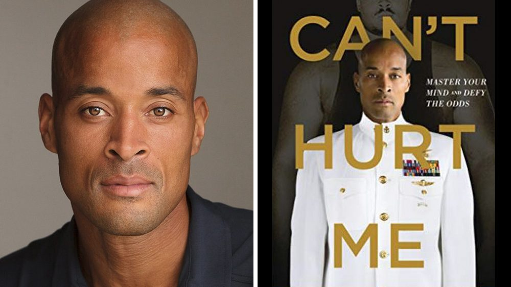 Can't Hurt Me' Author & Ex-Navy SEAL David Goggins Signs With WME – Deadline