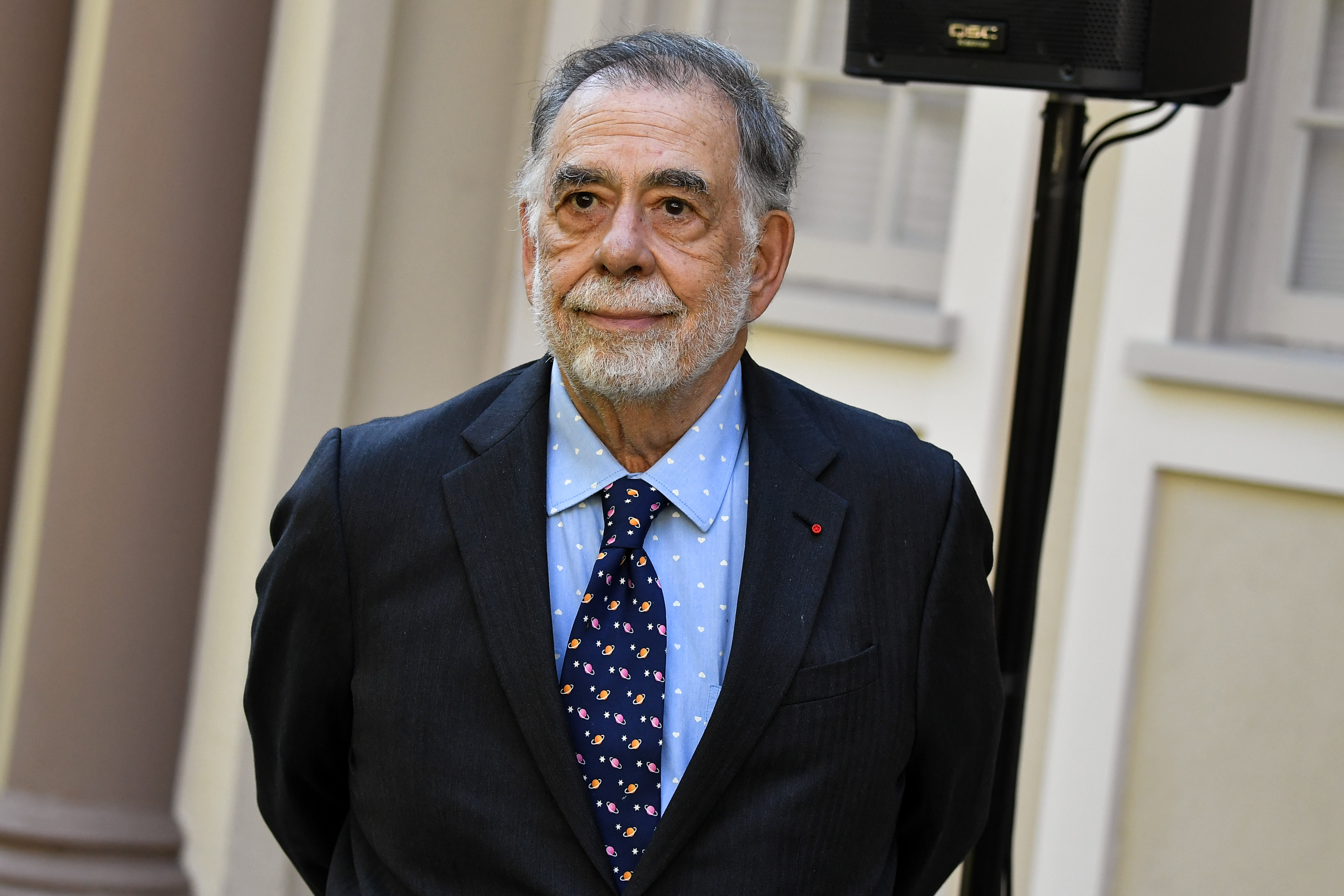 Francis Ford Coppola Ready To Make 'Megalopolis' And Has Begun Talking Cast  – Deadline
