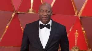 90th Academy Awards - Arrivals, Los Angeles, USA - 04 Mar 2018 John Singleton arrives at the Oscars, at the Dolby Theatre in Los Angeles. (Credit: Richard Shotwell/Invision/AP/Shutterstock)
