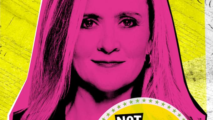Sigourney Weaver Saves Journalism At Samantha