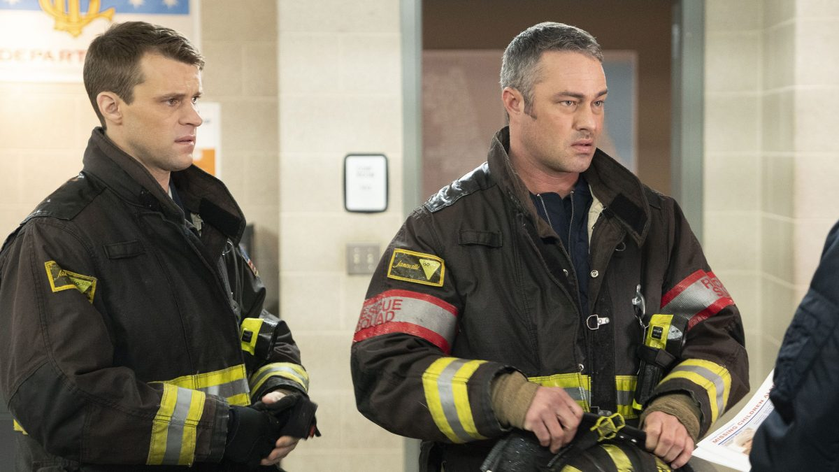 """CHICAGO FIRE -- """"Until The Weather Breaks"""" Episode 719"""