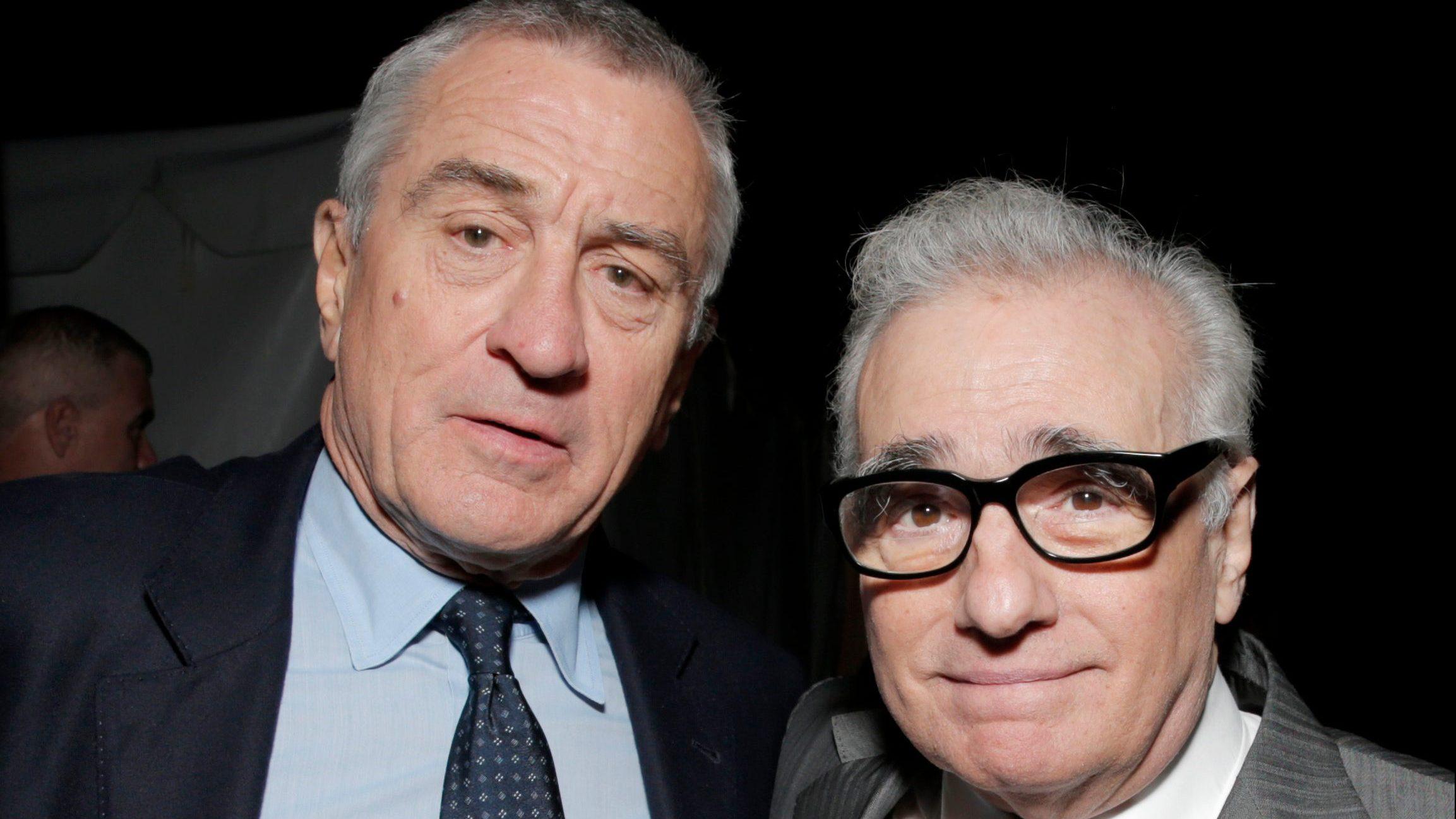 Robert De Niro Martin Scorsese Talk Their Work At Tribeca Touch On Irishman Deadline
