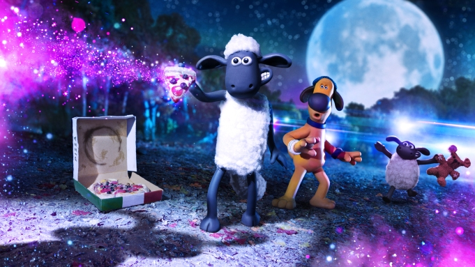 'Shaun The Sheep Movie: Farmageddon': Trailer