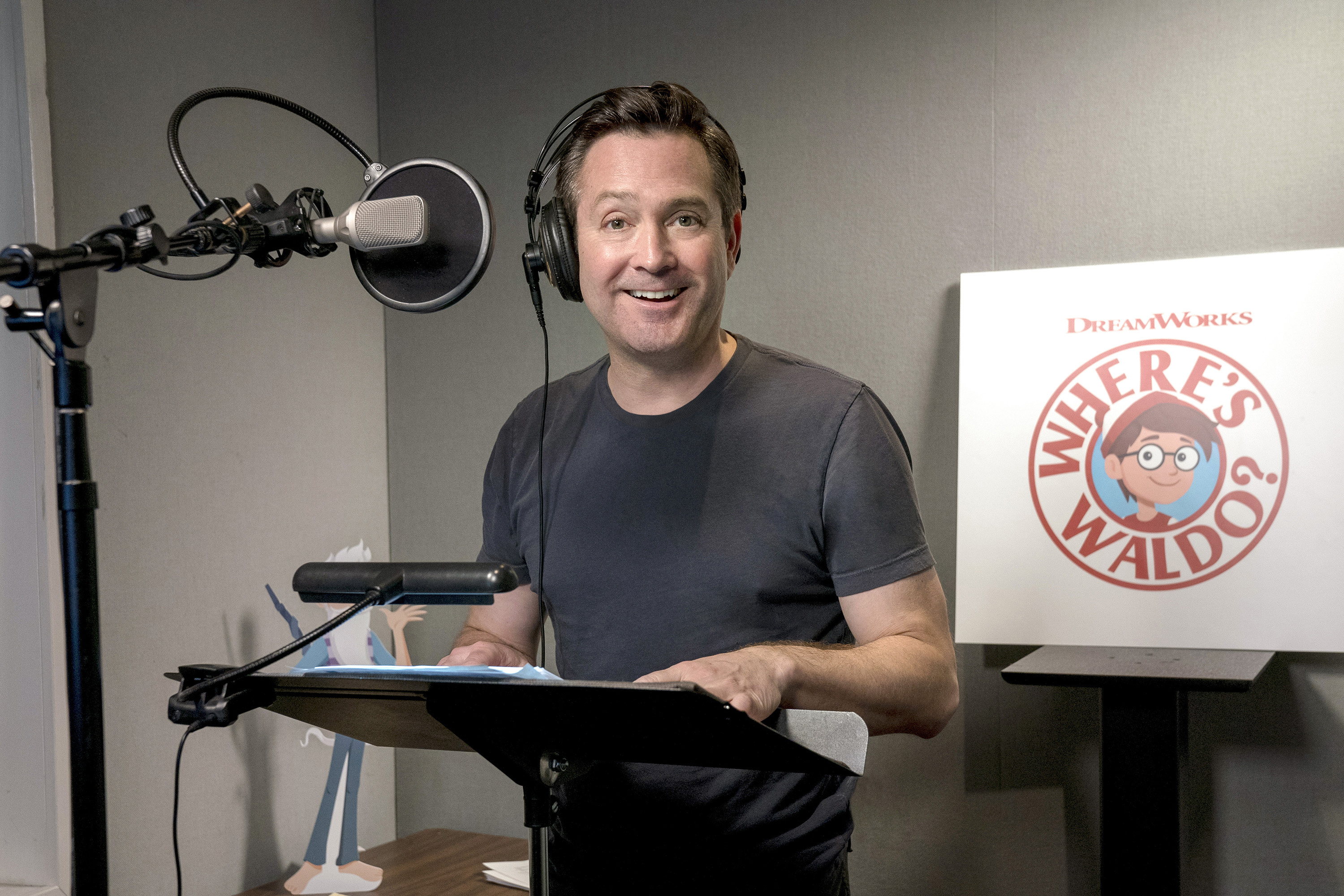Thomas Lennon, Where's Waldo?