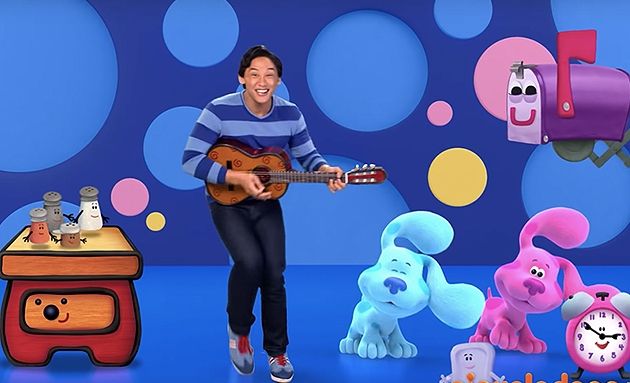 Blue's Clues & You! (Credit: Nickelodeon)