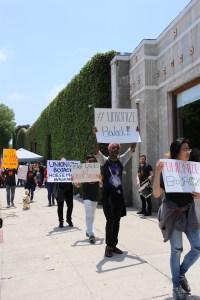 BoJack Horseman Protest