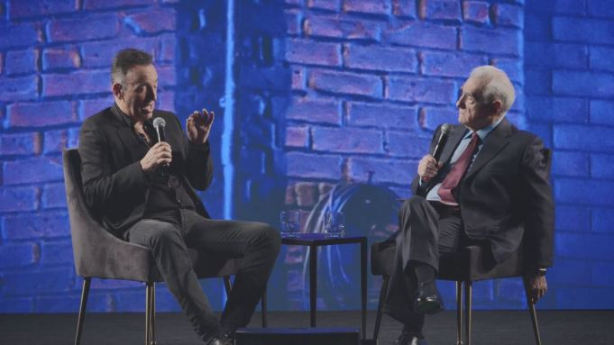 [WATCH] Springsteen Talks About Creative Process