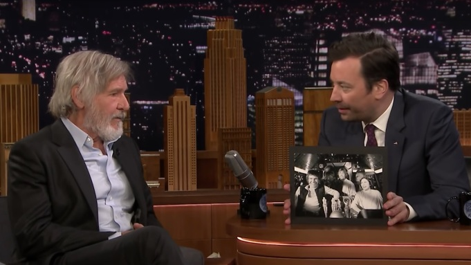 Harrison Ford Recalls Chewbacca Actor Peter