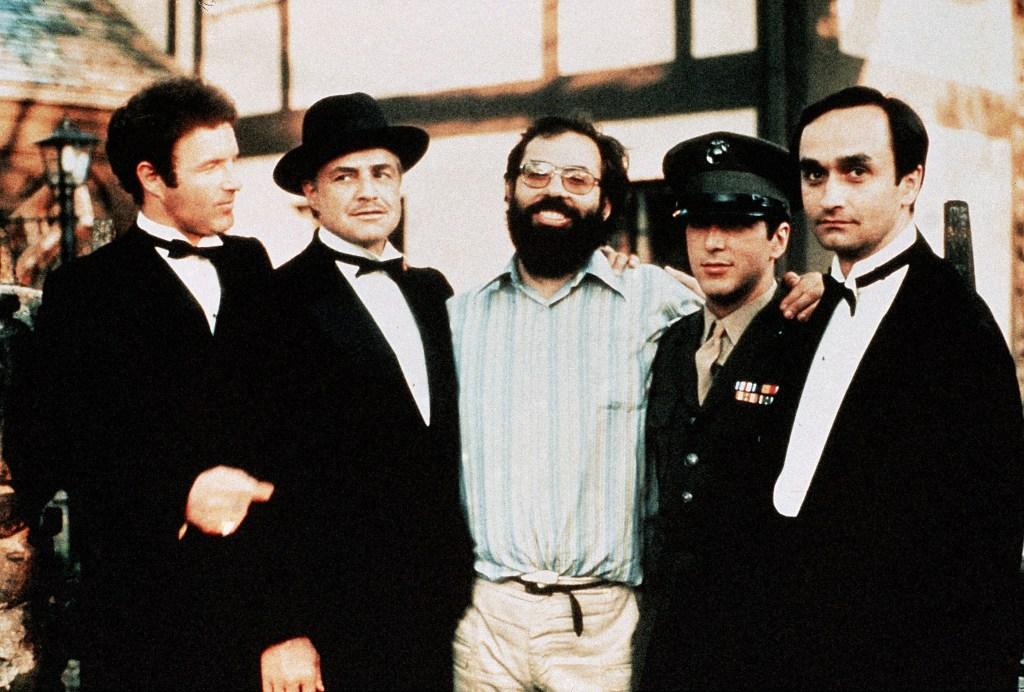 Francis Coppola Godfather Cast
