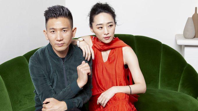 Midi Z and Wu Ke-xi