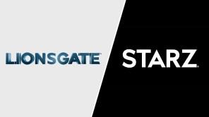 Lionsgate Starz