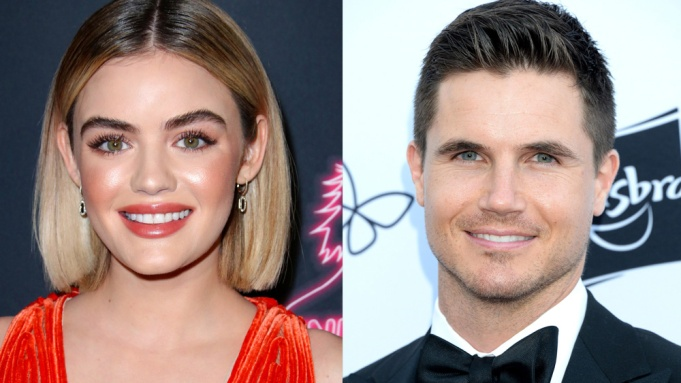 Lucy Hale Robbie Amell To Star In Rom Com The Hating Game Deadline