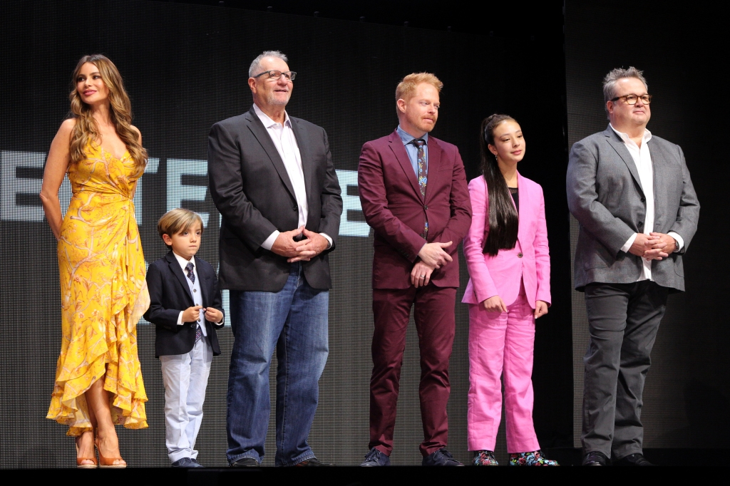 Modern Family Disney Upfronts 2019