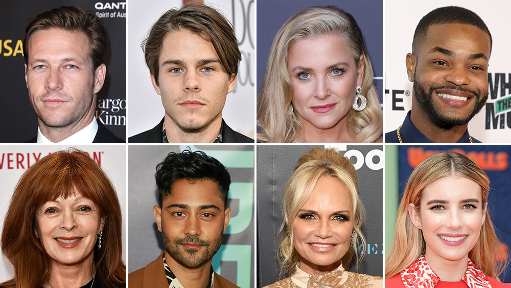 Jessica Capshaw Frances Fisher Kristin Chenoweth Join Holidate Deadline