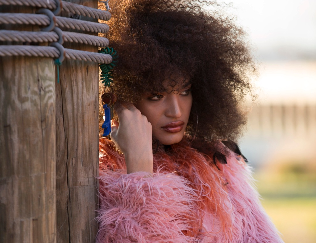 Indya Moore in 'Pose'