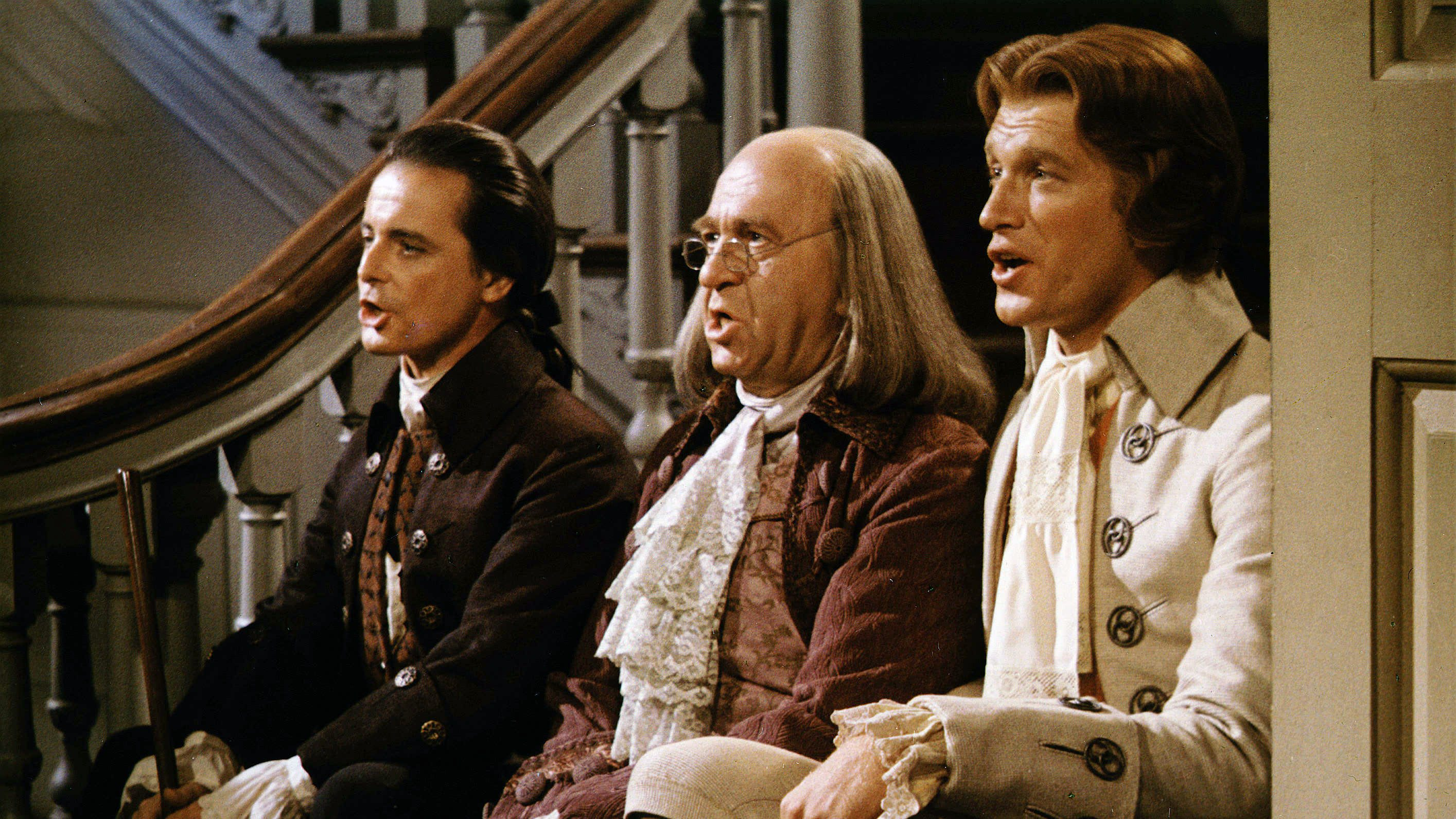 1776 (1972) – Drama, Family, History