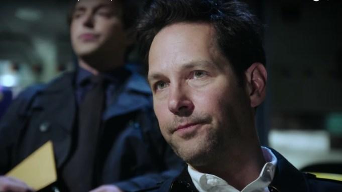 'SNL' Promo: Paul Rudd Takes On